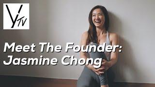 Yoga Lab TV | Meet the Founder Jasmine Chong