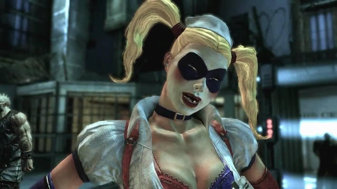 Download The Transformation Of Harley Quinn (Batman Arkham Origins)