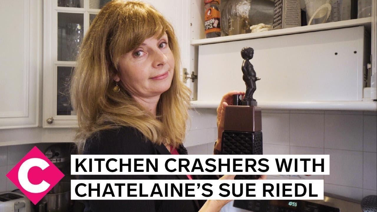 Tour Chatelaine Food Director Sue Riedl\'s kitchen | Kitchen Crashers