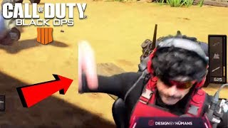 DrDisRespect SMASHES His Mouse from RAGE in Black Ops 4 | Best Doc Moments + HighOctane Gameplay
