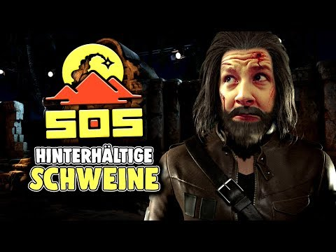SOS - Hinterhältige Schweine - SOS The Ultimate Escape