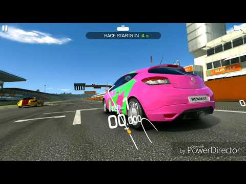 Real Racing 3 -  A Cheater Noob In Multiplayer Mode (HD 1080P)
