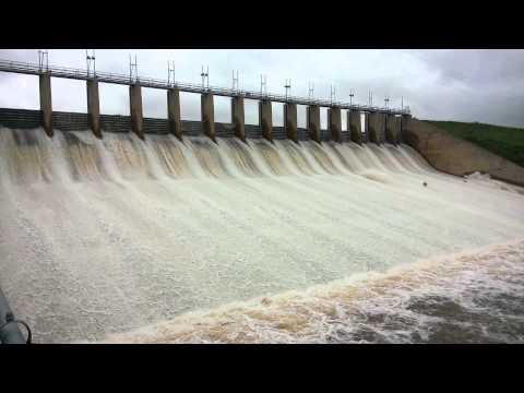 Lake Ellsworth Flood Gates May 20, 2015