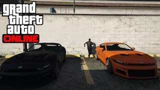 Grand Theft Auto 5 - Vapid Dominator GTX   Vehicle Showcase