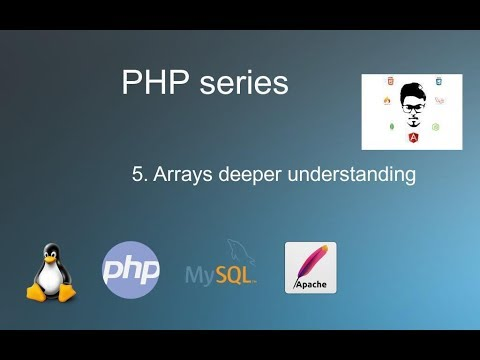 5.  Arrays deeper understanding in php | php arrays | php arrays advanced