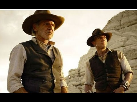 Cowboys & Aliens: Stars & Cast Interview - YouTube