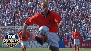 19th Most Memorable FIFA World Cup Moment: Dennis Bergkamp