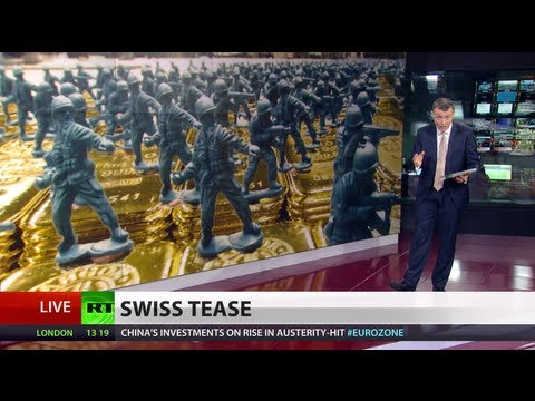 Swiss army prepares for war? Military games envisage 'French invasion'