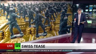 Swiss army prepares for war? Military games envisage