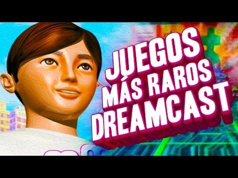 Top 5 - Juegos más RAROS de DREAMCAST