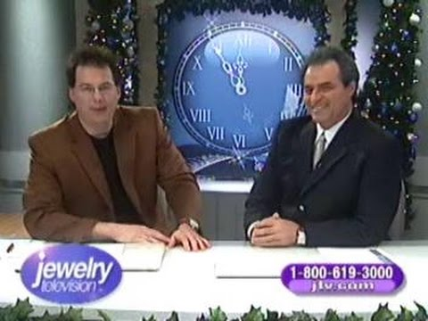 Jewelry Television 2007_11_12 Larry Magen with Tim Temple 12AM