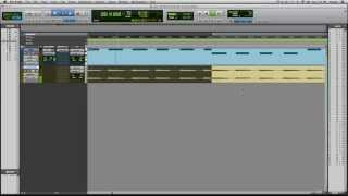 How To Automate a Pitch Bend in Pro Tools Using Melodyne