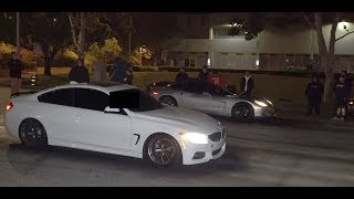 Bmw 435i Vs C6 Corvette $200