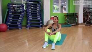 Комплекс упражнений на ягодицы и ноги