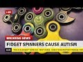 Fidget Spinners Gave Me Autism - Fidget Spinner Cringe Compilation Reaction