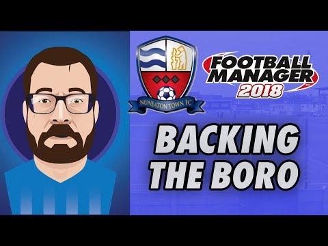 FM18 Social Media Battle   Who to manage on Football Manager 2018   #BackingTheBoro   Nuneaton Town