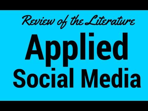 Computer-Mediated Communication - Review Of The Literature
