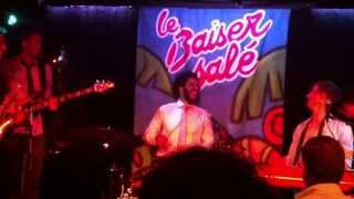 Baiser salé | Chronic Lovers - Crazy sax (Jam Session)