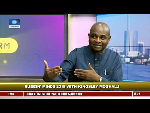 General Election: Kingsley Moghalu Reveals Plans To Tackle Poverty If Elected