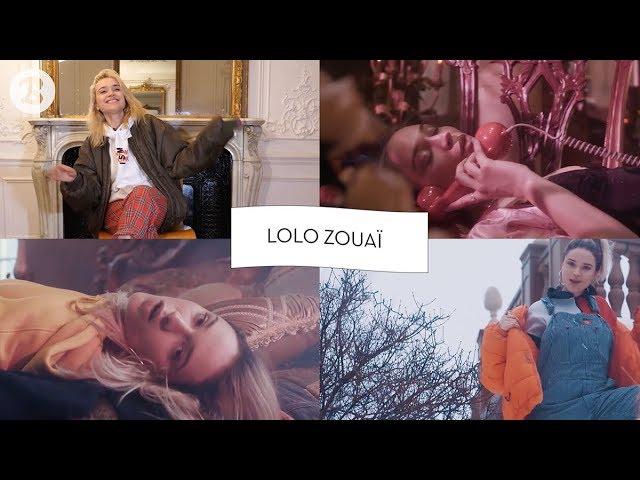 L'interview nouvelle vague avec Lolo Zouaï