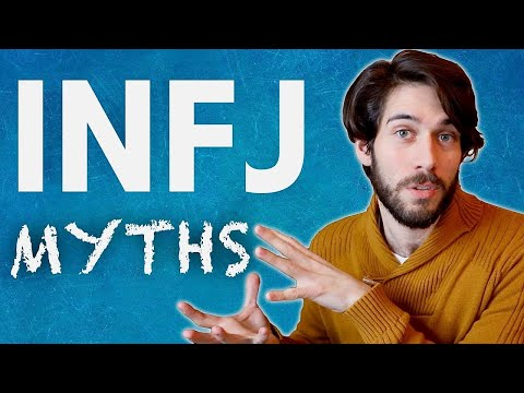 EP450] INFJs Behave Like INFPs Under Stress, And INFJs When Normal