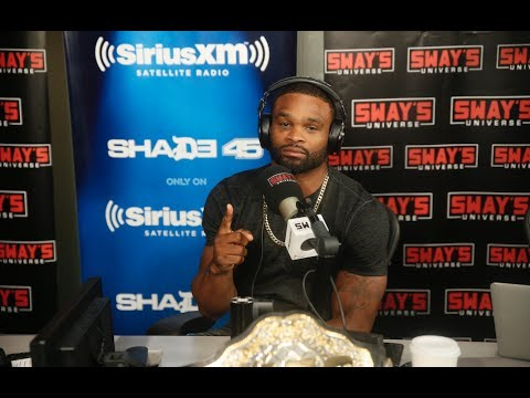 PT. 1 Tyron 'The Chosen One' Woodley on Getting Knocked Out & Why Conor McGregor Won't Fight Him