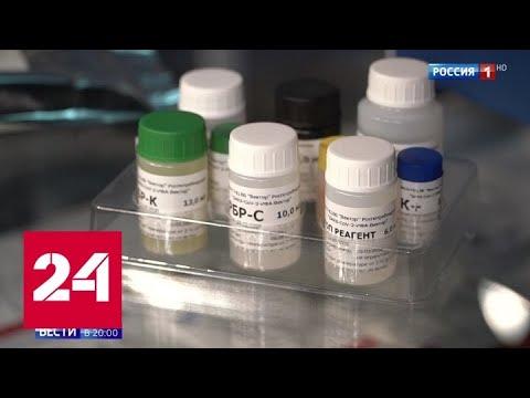 С коронавирусом можно справиться с помощью вакцины или коллективного иммунитета - Россия 24