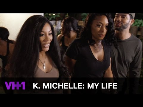 K. Michelle Pays A Visit To Her Ex 'Sneak Peek' | K. Michelle: My Life