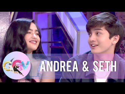 Vice Ganda asks Andrea if Seth is pursuing her | GGV