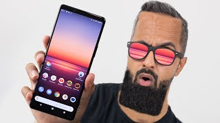 The SONY XPERIA 1 ii is Different...