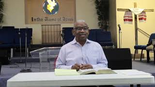 Bible Class 5/20/10