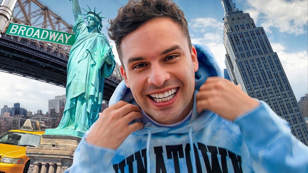 24 HORAS EN NUEVA YORK!!
