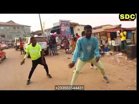 GASMILLA AK3SOMORSHI OFFICIAL DANCE VIDEO