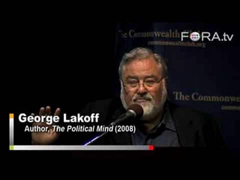 Idea Framing, Metaphors, and Your Brain - George Lakoff