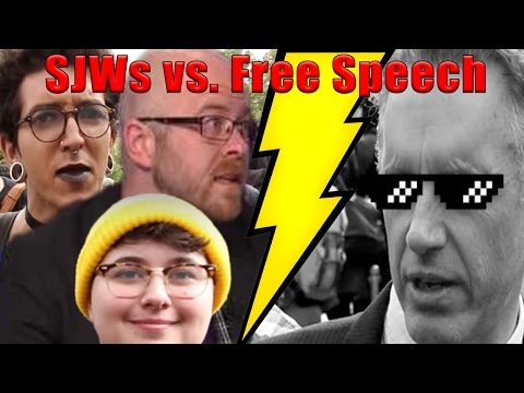 Jordan Peterson vs. SJWs ft. Smugglypuff & Friends