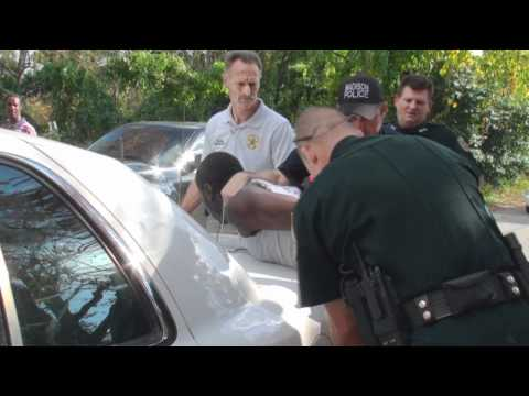 Kidnapping, Battery, Burglary Arrest