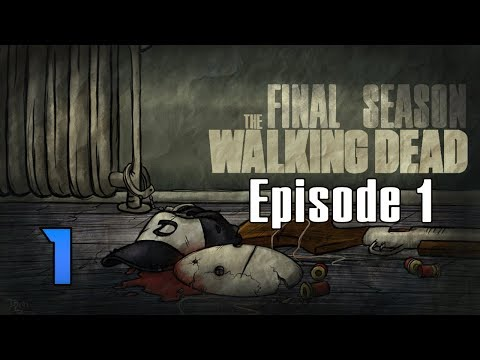 Cry Plays: The Walking Dead: The Final Season Ep1 P1