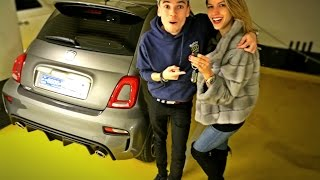 STOLEN CAR PRANK - BRAND NEW CAR!