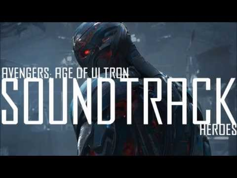 "1 hour of Avengers: Age of Ultron theme song ""Heroes"""