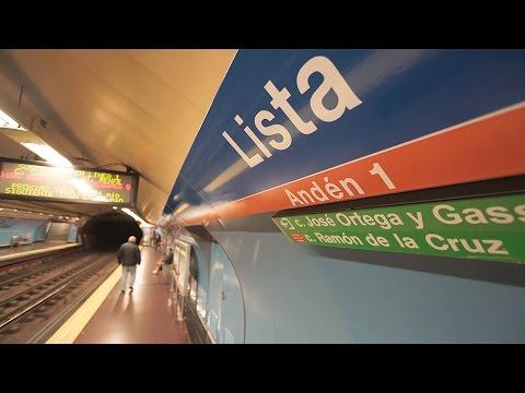 La Casi Secreta Explosion Del Metro Lista Youtube