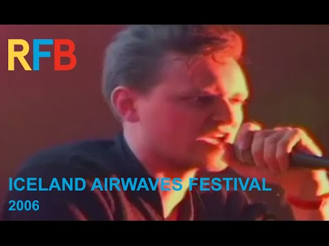 RFB at Iceland Airwaves Festival | 2006
