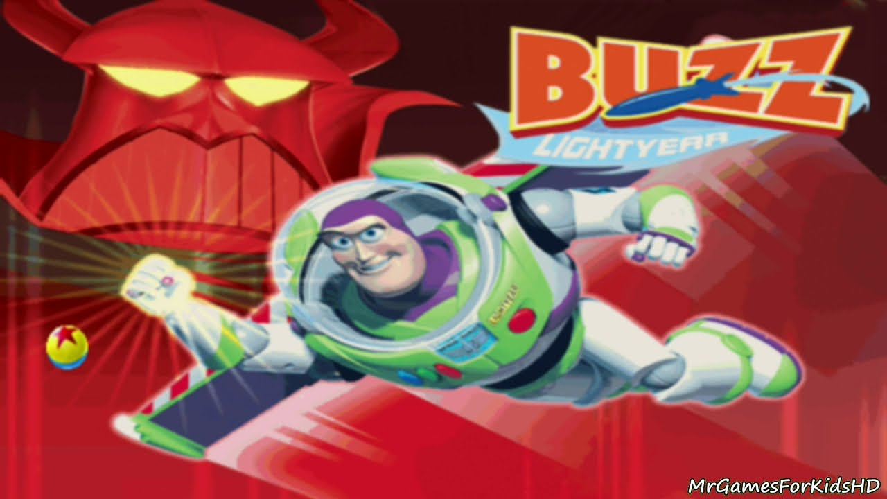 toy story 3 buzz lightyear gameplay for kidsbuzz adventures the big shake youtube
