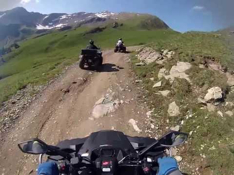 Rando quad  dans les Haute-Alpes