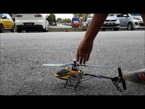 wltoys heli v912 test drc toys