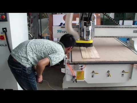 Snowboard wood core production