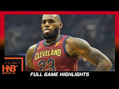 LeBron James (34 pts, 13 ast) Full Highlights vs Bulls / Week 2 / Cavs vs Bulls / 2017 NBA Season