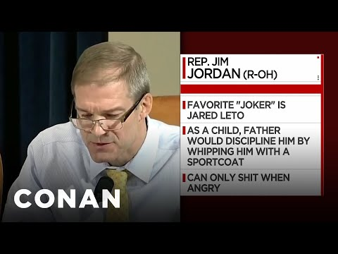 How CBS Covered The Impeachment Hearing - CONAN on TBS