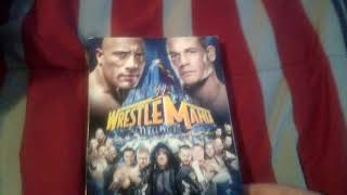 My Wrestling DVD collection Vol.2 2018
