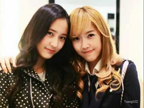SNSD Jessica & f(x) Krystal - Tik Tok - YouTube F(x) Krystal And Jessica