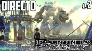 Vídeo 13 Sentinels: Aegis Rim